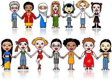 Dia Internacional da Mulher (grávida)
