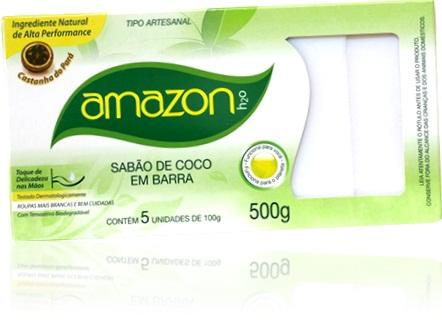 sabão de coco em barra amazon h2o Sabão de Coco Amazon H2O, significados de amazon em inglês