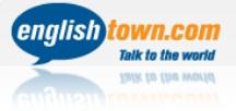 logotipo e marca do curso de inglês online englishtown