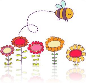 abelhas flores pólen jardim girassol margaridas rosas insetos orquidea insetos primavera