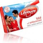 novo sabonete lifebuoy Sabonete Lifebuoy joga bóias salva vidas para livrar você do fedorento C.C.