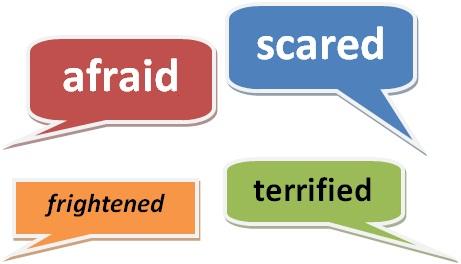 afraid scared frightened terrified medo terror petrificado halloween