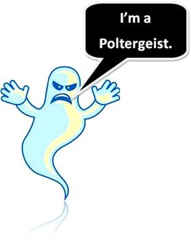 dicas de inglês diferença entre almas espíritos fantasmas ghost poltergeist souls spirit