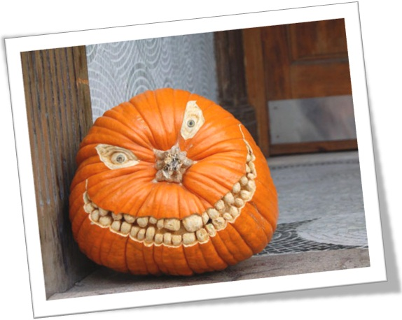 halloween carved pumpkin Halloween Vocabulary – Vocabulário do Dia das Bruxas