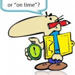 gerente chefe patrão controlando horário dos funcionários empregados trabalhadores relógio prancheta caneta