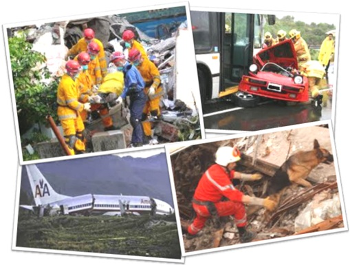 search and rescue team, equipe de busca e resgate
