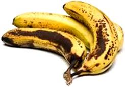 cacho de banana madura podre verde A farsa de como aprender 400 palavras em inglês em 1 minuto