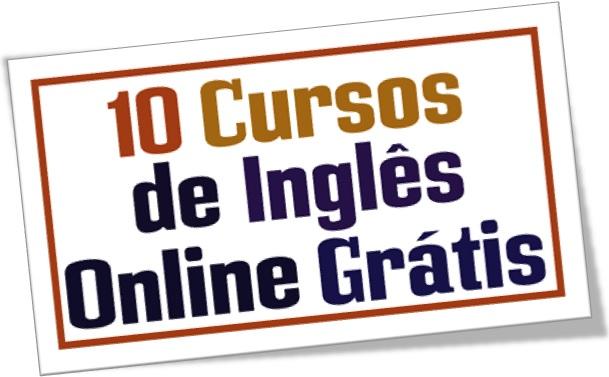 sites, blogs de cursos de inglês online grátis, cursos de língua inglesa on line grátis