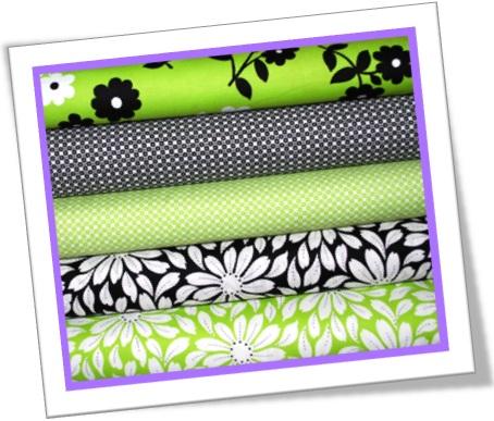 special fabrics tecidos especiais verde preto roxo floridos