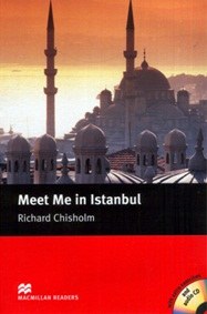 leitura em inglês, meet me in istanbul by richard chisholm com audio cd submarino