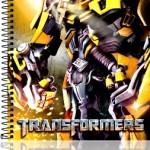 caderno universitário tilibra transformers, caderno de matéria