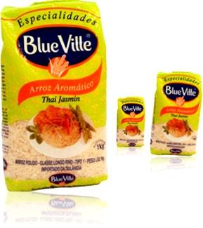 especialidades blue ville arroz aromático thai jasmin, som do th em thai