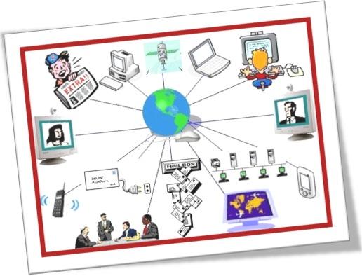 global village, aldeia global, televisão, internet, comunicação