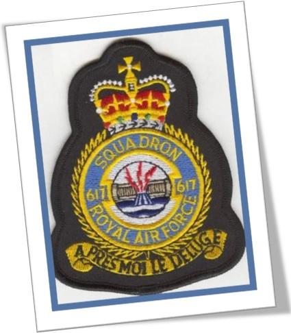 royal air force, raf, squadron 617, motto après moi, le déluge