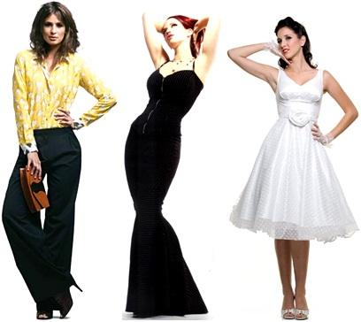 roupas femininas, pantalonas, wide leg trousers, saia rabo de peixe, skirt fishtail, saia godê, full circle skirt