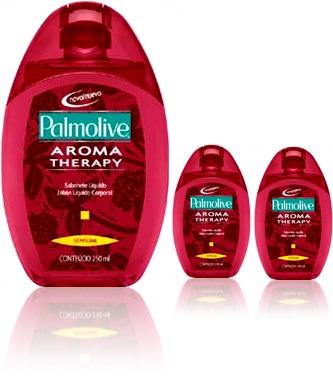 colgate, sabonete líquido palmolive aroma therapy, som do th em therapy