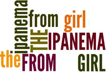 garota, the girl from ipanema, tom jobim, mike tyson, luciano hulk