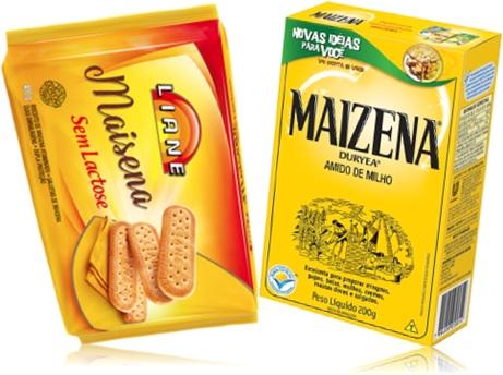 biscoito maisena liane, amido de milho maizena, usos de maisena e maizena