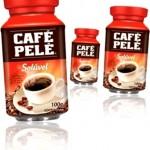 café granulado, instantâneo, solúvel, pelé, xícara de café, cacique, epônimo