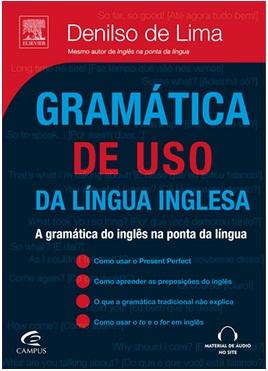 livro gramática de uso da língua inglesa, denilso de lima, modal can