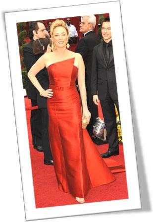 mulher em vestido de cetim vermelho, lady in red satin