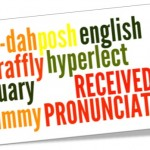 dialetos britânicos received pronunciation, ladidah, posh, hyperlect, cockney, estuary, fraffly