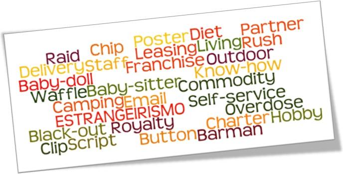 estrangeirismo, palavras inglesas no português, know-how, email, site