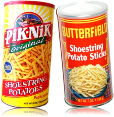 batata palha shoestring potatoes pik nik, shoestring potato sticks butterfield