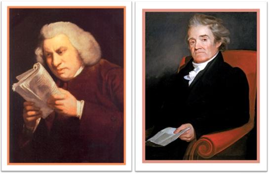 dictionary, dictionaries, inglês, britânico samuel johnson, norte-americano noah webster
