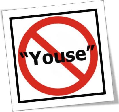 pronome pessoal youse (vocês), inglês informal, gramática descritiva