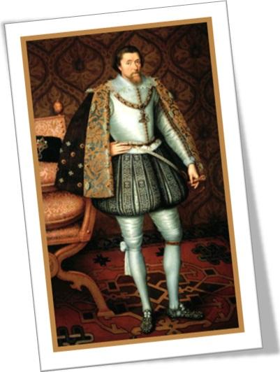 rei inglês jaime I retratado por paul van somer