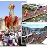agremiação carnavalesca galo da madrugada em recife, maior bloco de carnaval do mundo