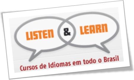 curso de idiomas listen and learn, cursos de inglês
