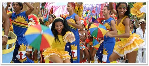frevo, o ritmo principal no galo da madrugada, dança pernambucana