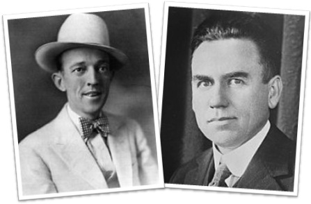 jimmie rodgers and vernon dalhart hillbilly music singers