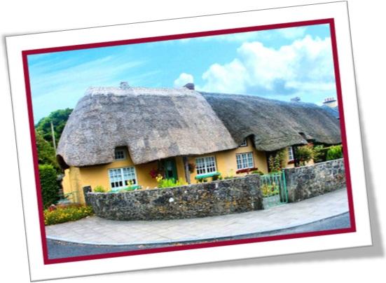 thatched cottage, thatched house, casinha de sapé, casinha de palha