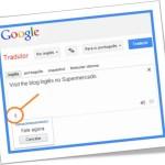 google tradutor microfone, google translator online
