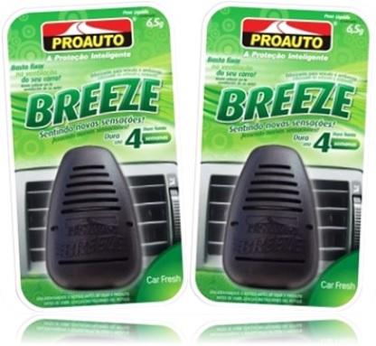 aromatizante, odorizante breeze car fresh proauto