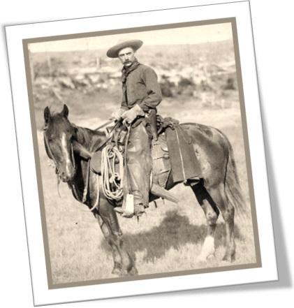 cowboy, vaqueiro, bronco-buster, range rider, cowpuncher