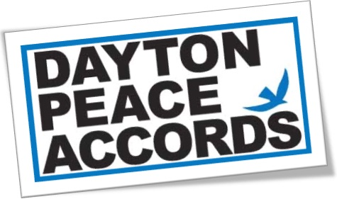dayton peace accords, tratado de paz de dayton