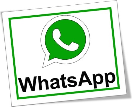 whatsapp messenger, logo, what's up