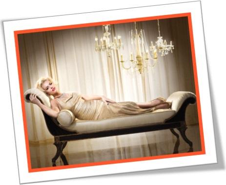 actress agnes bruckner, atriz no palco, teatro, mulher deitado