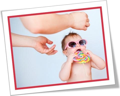 roubar doce de criança, tirar doce de criança, ser fácil