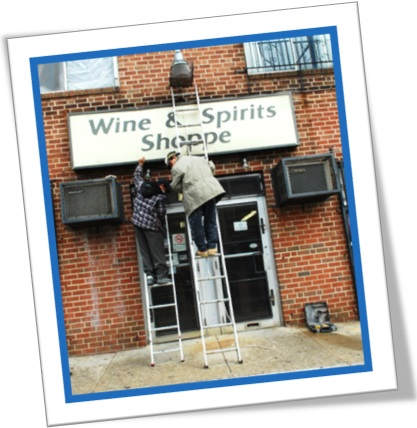 wine and spirits shoppe, loja de vinhos e bebidas destiladas