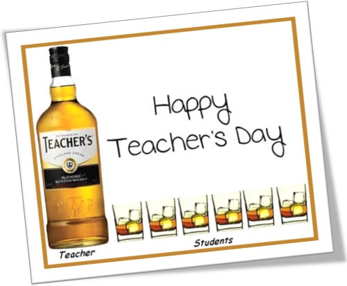 happy teachers day, feliz dia dos professores, whisky teachers, teacher and students
