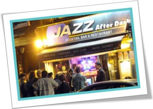 hip jazz club, clube de jazz badalado em londres