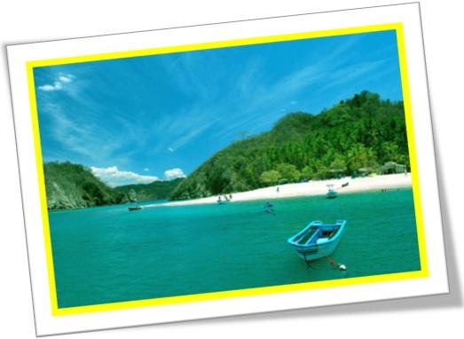 wonderful day, dia maravilhoso, praia, mar verde, céu azul
