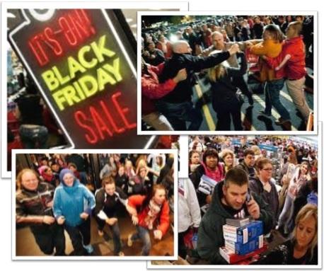black friday, sexta-feira negra, compras, lojas, multidão, descontos, promoções