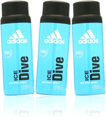 desodorante masculino esportivo adidas ice dive antitranspirante para axila