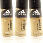 desodorante masculino adidas victory league, suor, transpiração